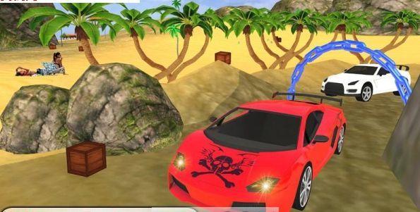 水上冲浪特技赛车图2