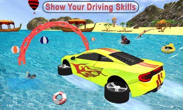 水上冲浪特技赛车图3