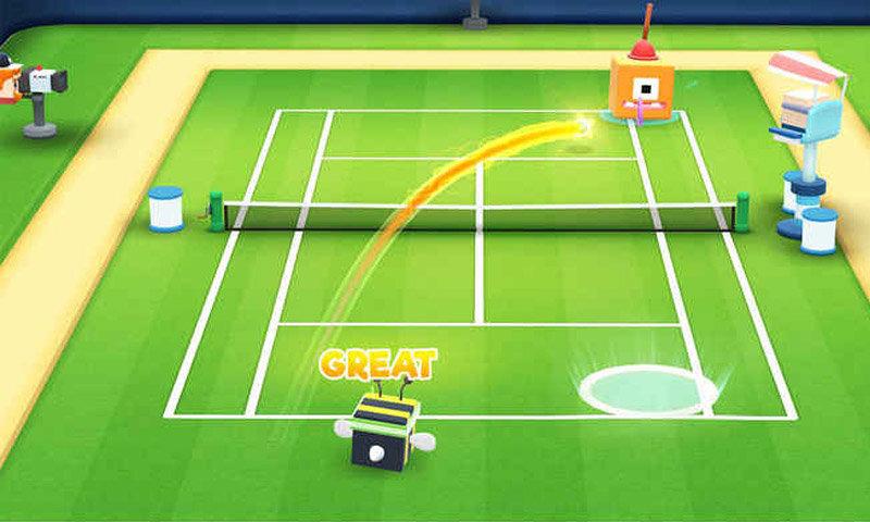 趣味网球图1
