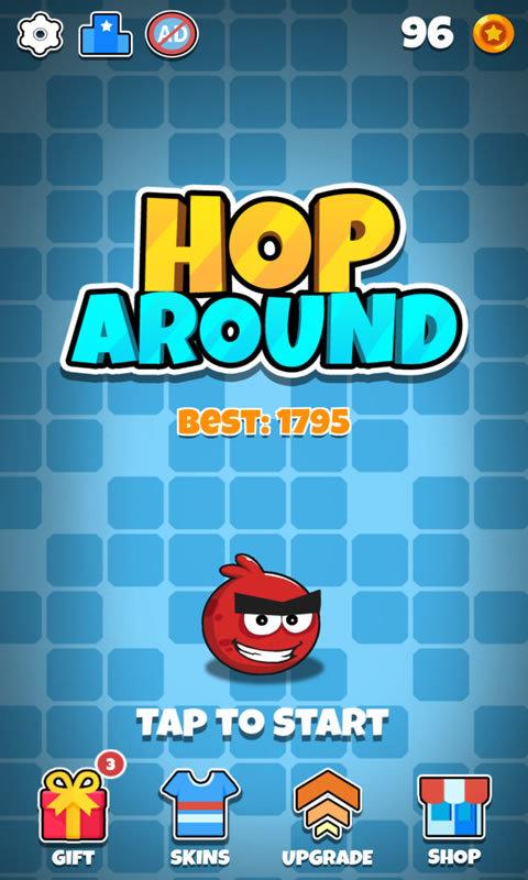 Hop Around图1