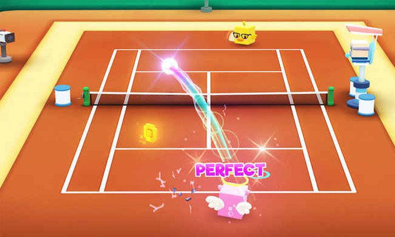趣味网球图2