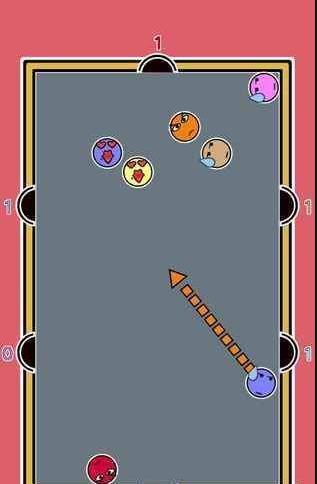 2048滑稽桌球图3