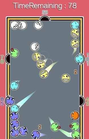 2048滑稽桌球图1