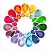 Dazzly颜色与钻石
