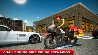 摩托赛车模拟器图2