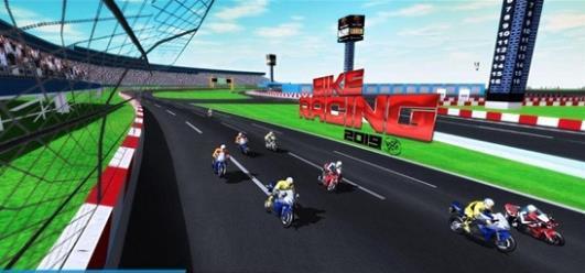 公路摩托车赛2019图3
