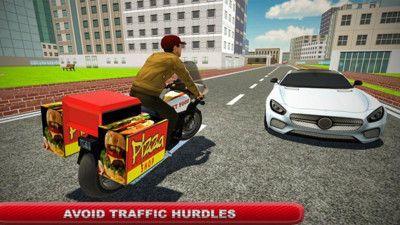 摩托赛车模拟器图1