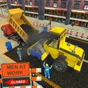 城市马路建设