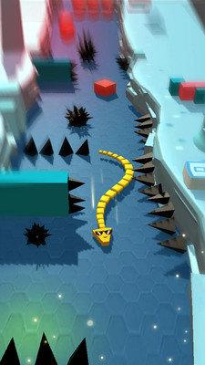 小蛇冲刺图1