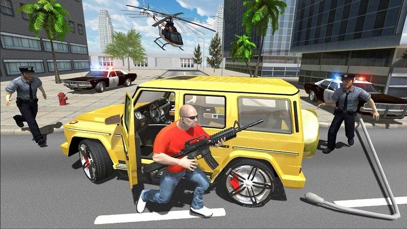 真正的黑帮犯罪模拟器图1