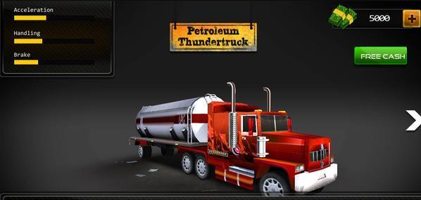 下坡卡车模拟器图2