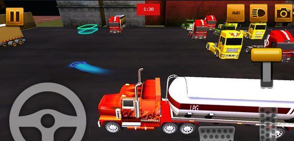 下坡卡车模拟器图1