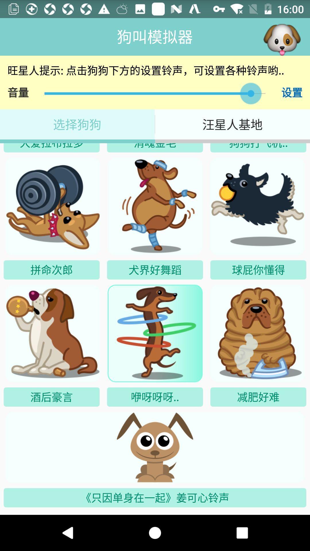 萌宠狗狗交流声图2