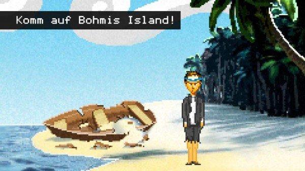 荒岛寻友图1