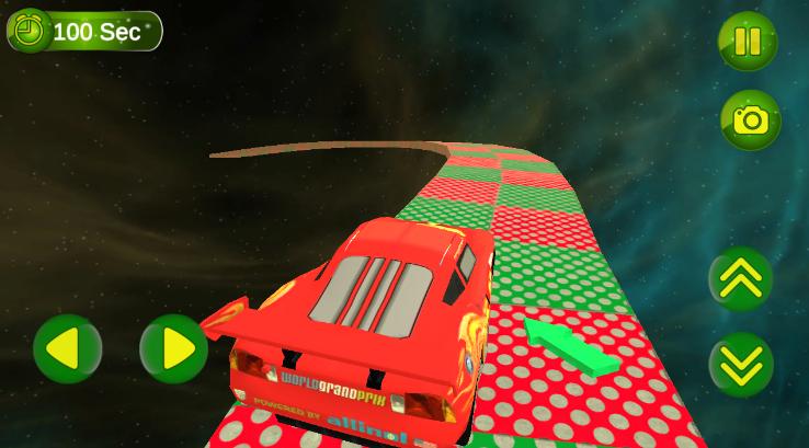 闪电山赛车图1