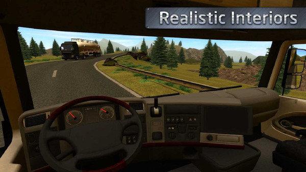 欧洲卡车司机模拟器图2