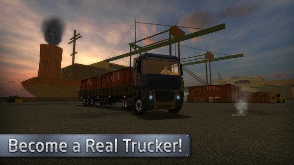 欧洲卡车司机模拟器图3