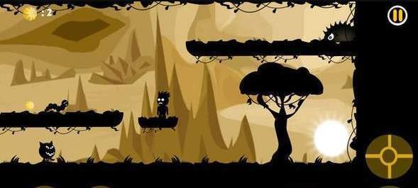 小男孩的黑暗历险图2