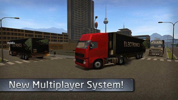 欧洲卡车司机模拟器图4