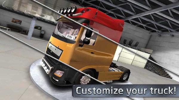 欧洲卡车司机模拟器图5