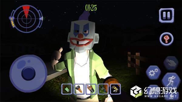恐怖邻居小丑图1