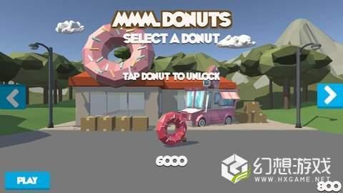 超级无敌的甜甜圈图1