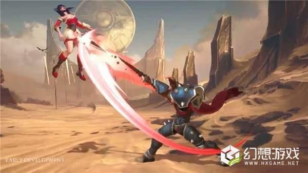 英雄联盟格斗游戏图1