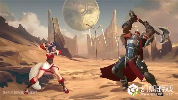 英雄联盟格斗游戏图3
