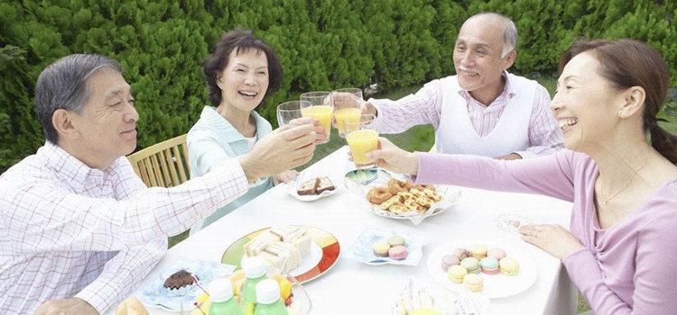 老年人健康饮食指导软件
