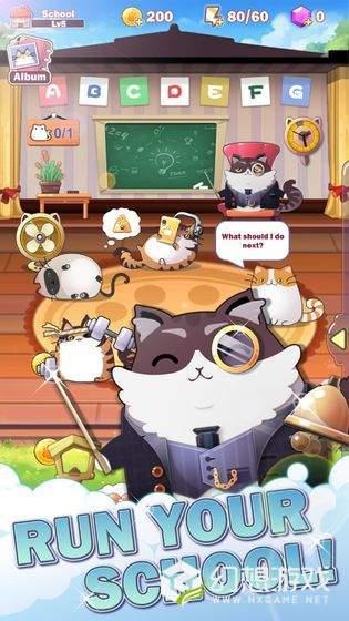 猫咪学校图2