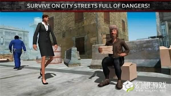 模拟乞丐图3