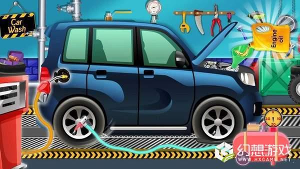 人类疯狂洗汽车图2