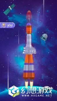 火箭飞行发射图2