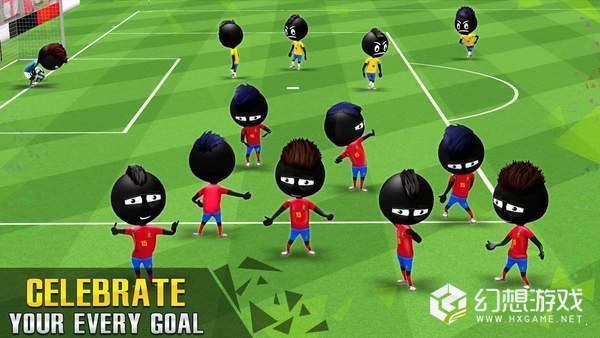 火柴人足球比赛图3
