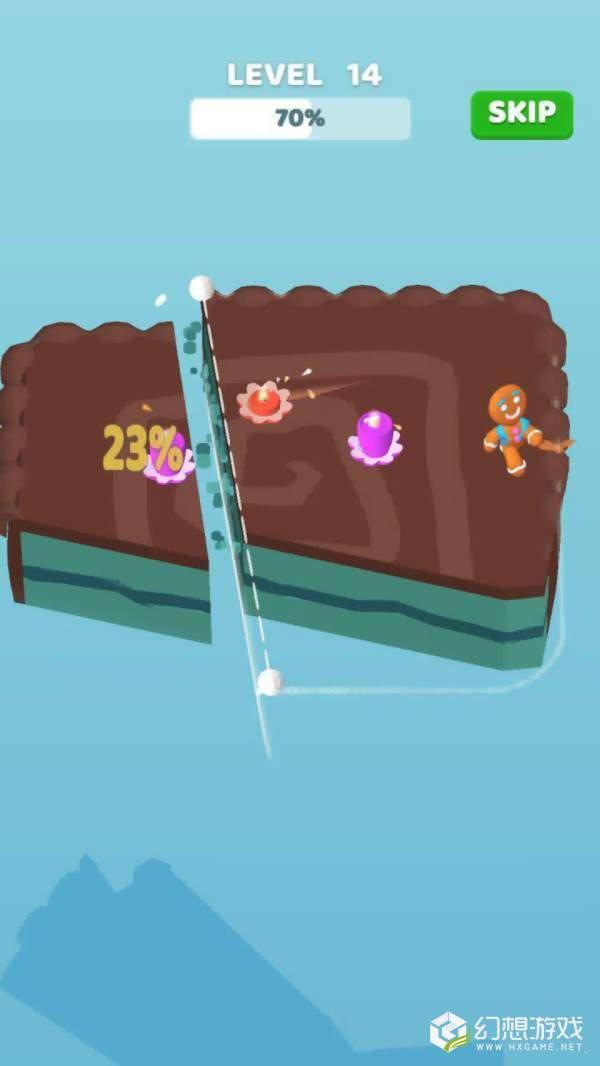 蛋糕小姜人图2