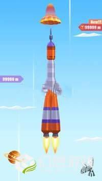 火箭飞行发射图3