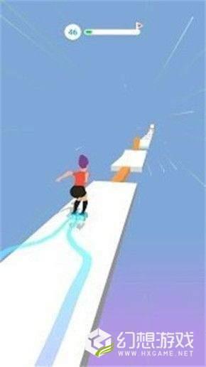 火箭滑冰者图2