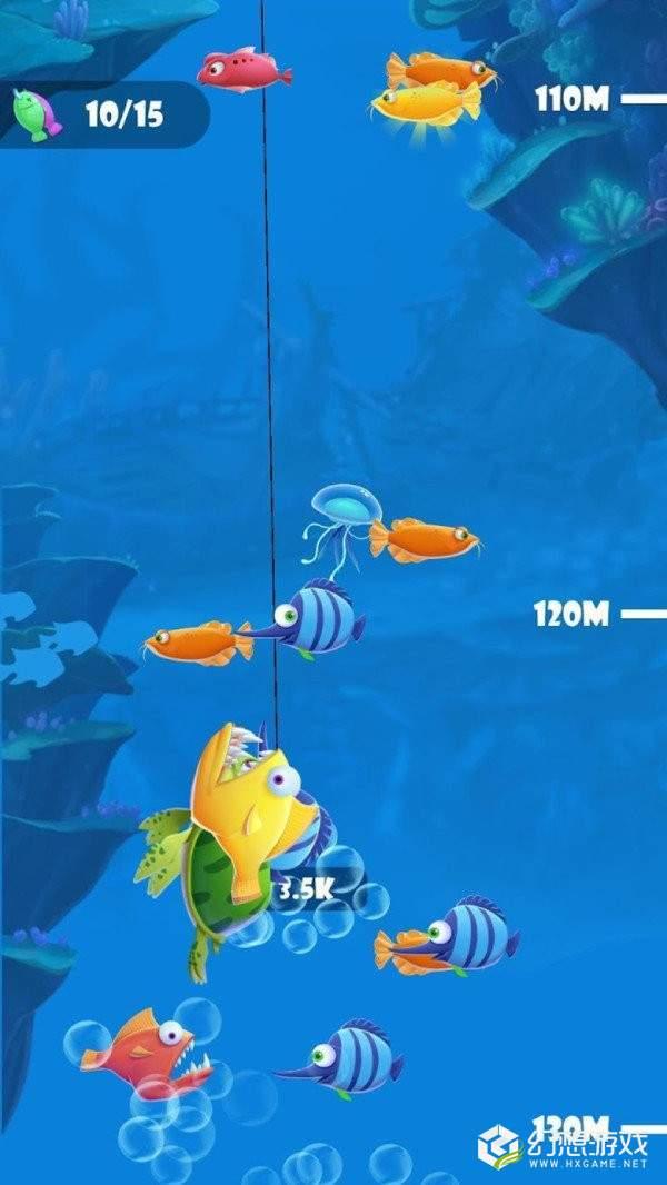 幻想抓大鱼图1