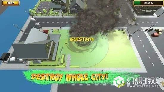 城市龙卷风图2