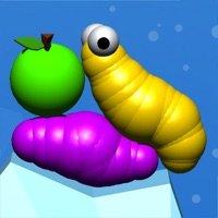 虫子吃苹果