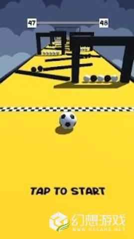 足球颠簸3D图2