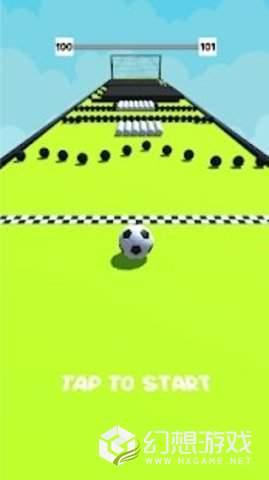 足球颠簸3D图1