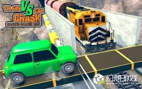 火车与撞车比赛图3