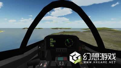 飞机模拟器3D图2