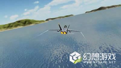 飞机模拟器3D图1