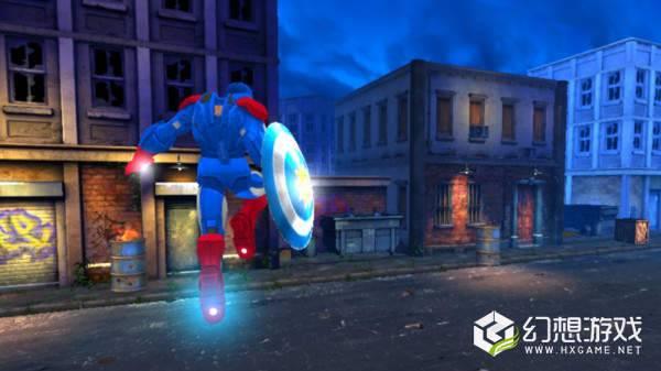 英雄机器人3D图1