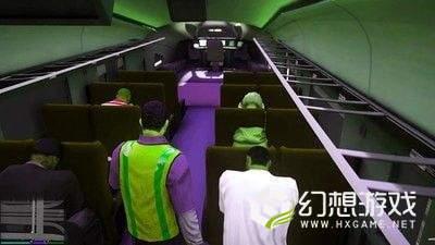 地下铁驾驶模拟器图3