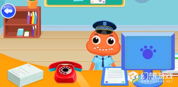 儿童警车驾驶图1
