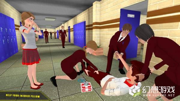 美国高校女生模拟器图3