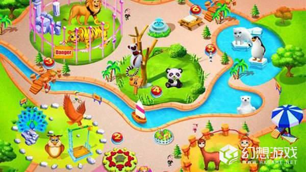 动物园的动物饲养员图4